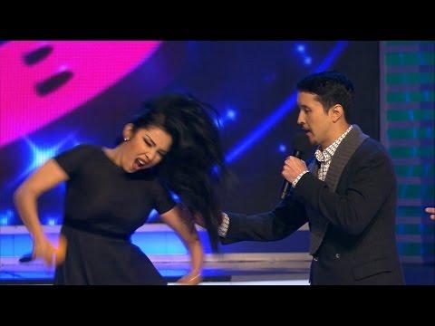 Видео: КВН Азия микс - 2016 Высшая лига Вторая 14 Приветствие