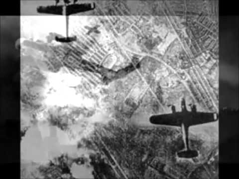 Wartime Radio Broadcast. The Bombing Of London