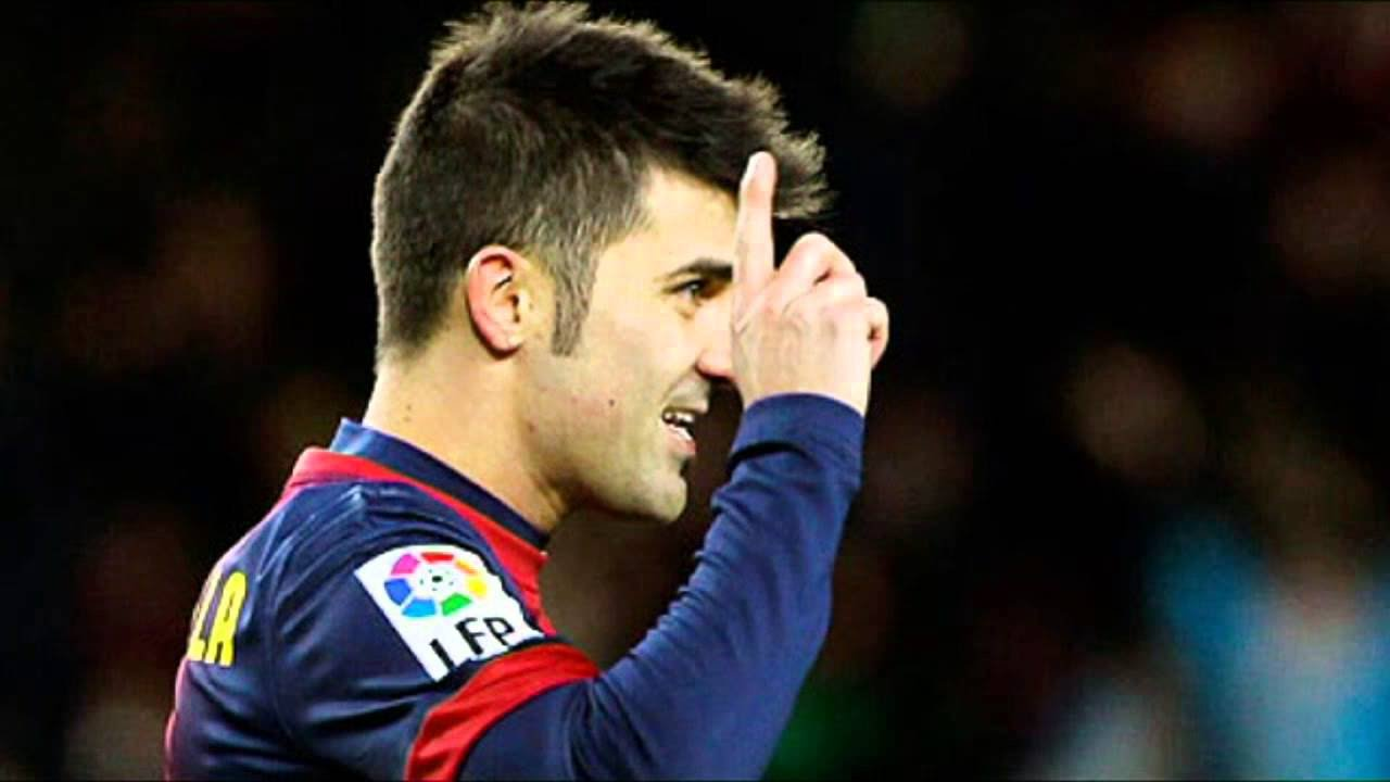 david villa fc barcelona 201213 the way youtube