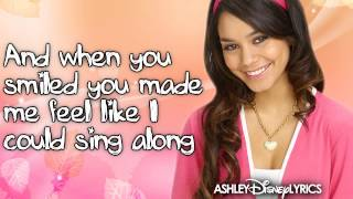High School Musical - When There Was Me And You (lyrics) HD