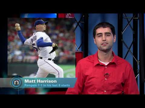 MLB Daily Duel 8/3 - Harrison vs. Fister (2011-08-03)