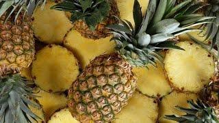 Ананас - польза и вред. Можно ли похудеть с помощью ананаса?