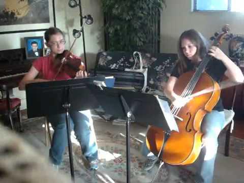Violin piece - Boccherini: La Musica notturna di Madrid