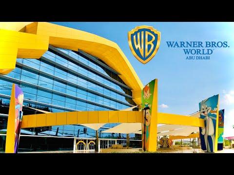 Warner Bros. World Abu Dhabi Vlog 5th December 2019