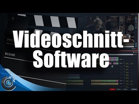 Kostenlose Videoschnittsoftware
