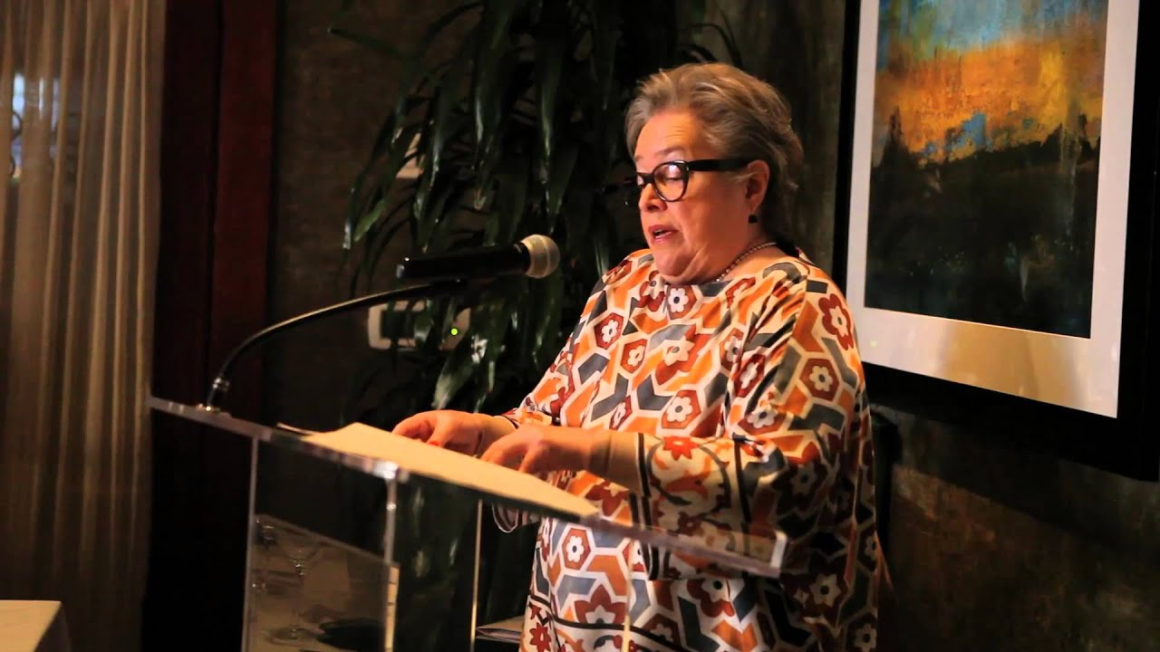Kathy Bates Talks About Lymphedema at LE&RN's CA ...