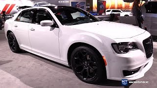 2019 Chrysler 300 S - Exterior and Interior Walkaround - 2018 LA Auto Show
