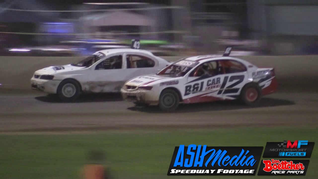 Modified Sedans A Main Race Highlights Feb Rockhampton
