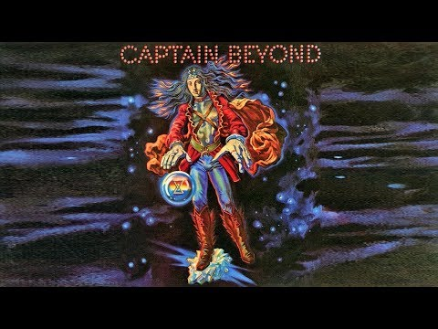 Captain Beyond  I Cant Feel Nothin; As the Moon Speaks; Astral Lady HQ Audio 1972