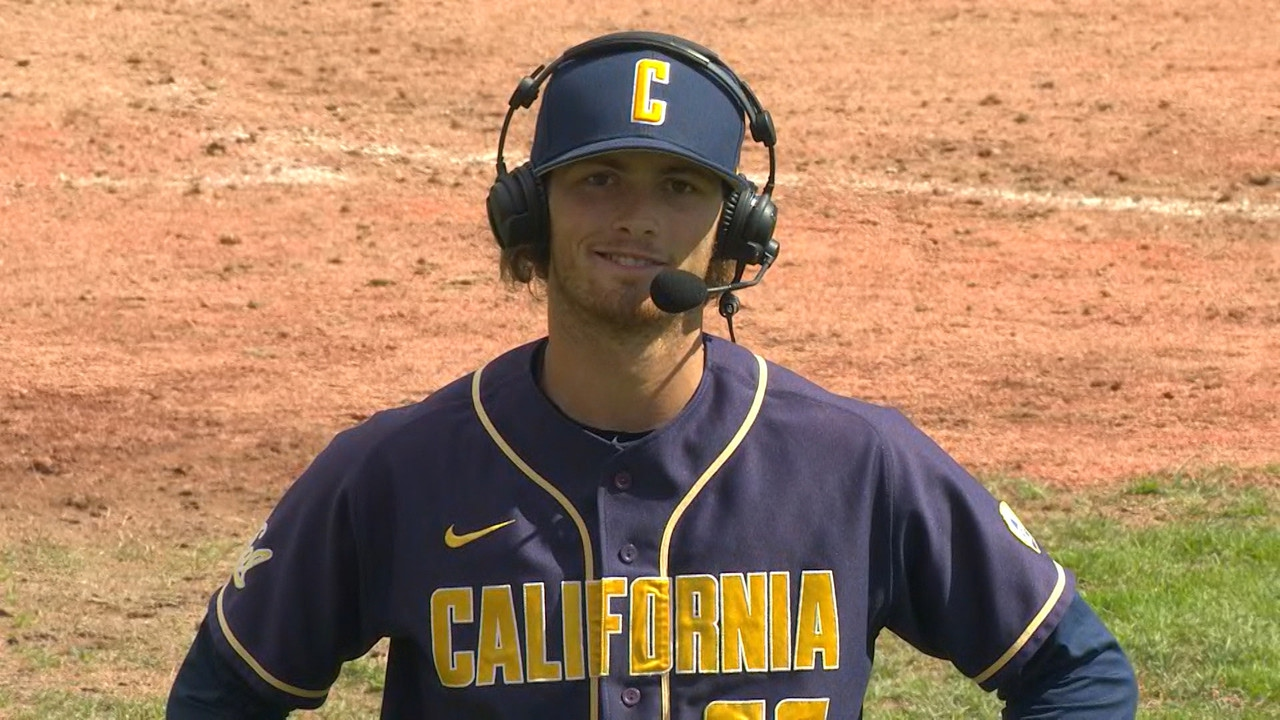 a4be878e6fd Cal Baseball: Tanner Dodson: 'We're trying to score early and often'. Cal  Bears
