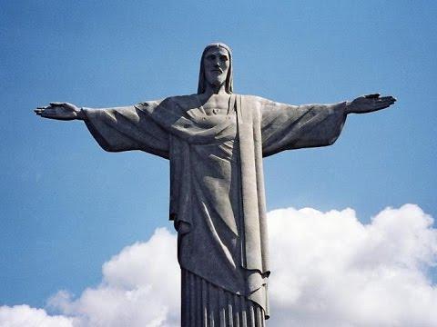 Entstehung Der Christus Statue In Rio Cristo Redentordoku Youtube