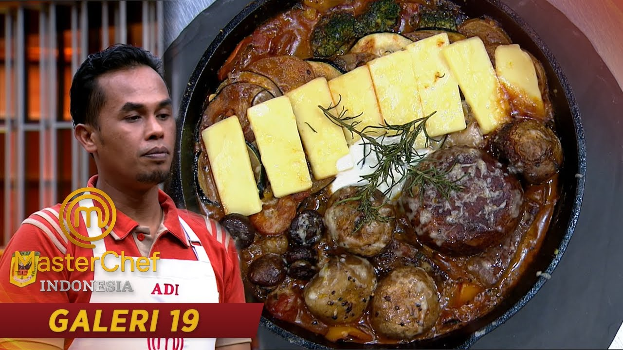 Download MASTERCHEF INDONESIA - JADI PESERTA PERTAMA YG DIPANGGIL LORD ADI PANIK LAH MASA ENGGAK! | Galeri 19