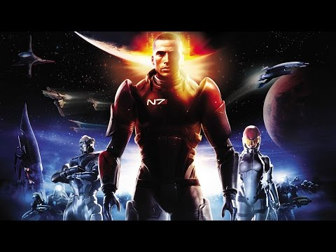 Mass Effect Game Movie (All Cutscenes) 1080p HD