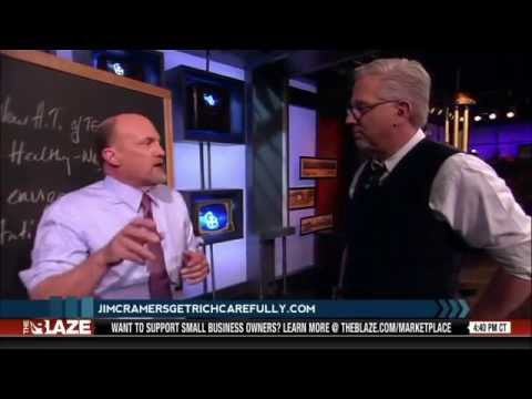 "Jim Cramer on Smart Investing | ""Glenn Beck Program"""