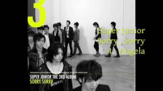 Super Junior - Angela