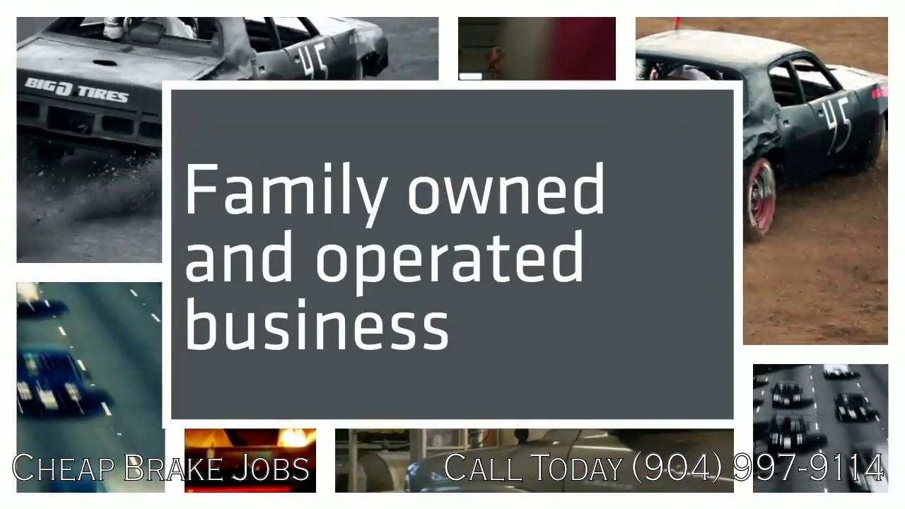 Cheap Brake Jobs >> Low Brake Service Cost Fruit Cove 904 997 9114 Fruit Cove Fl