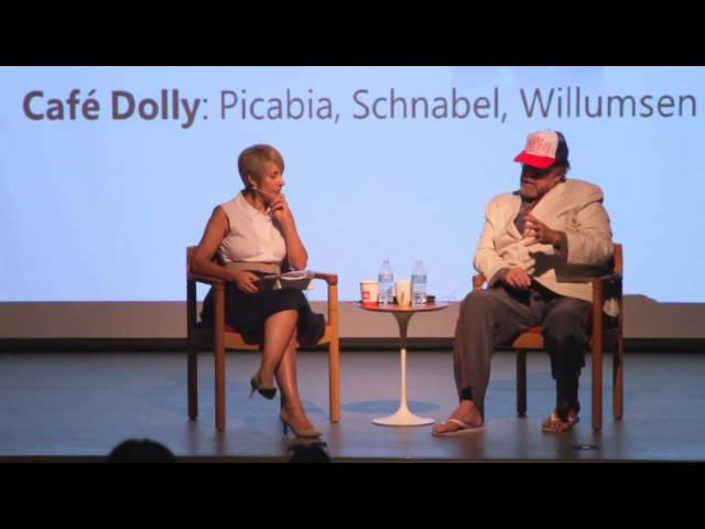 Café Dolly: Picabia, Schnabel, Willumsen