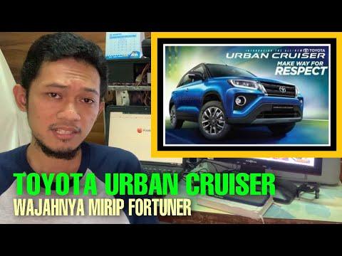 Toyota Urban Cruiser Suv Mungil Wajah Fortuner Harga Murah Youtube
