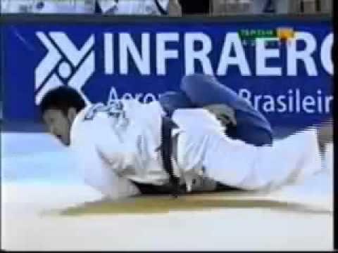 JUDO 2007 Desafio: Yusuke Kanamaru 金丸 雄介 (JPN) - Diogo Coutinho (BRA)