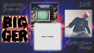 Dan + Shay / Sugarland / Lily Allen / NateWantsToBattle - Album Reviews (VACATION)