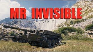 WOT - Mr Invisible Is The Spotting Mechanic Broken? | #WorldofTanks