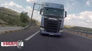 Prueba Scania S 730 V8