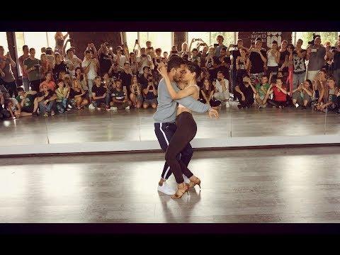 Cornel & Rithika @KyivsensualWeekend | Bachata Sensual | Wild thoughts | Bachata remix by Dj Khalid
