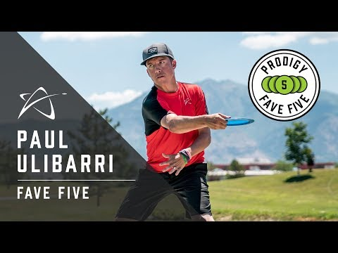 Paul Ulibarri: Fave Five (2018) | Prodigy Disc