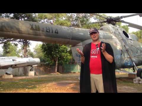 Travel Professor - Dark Tourism (Cambodia War Museum)