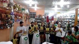 Curimba Toque de Ouro e Tambores do Paraná