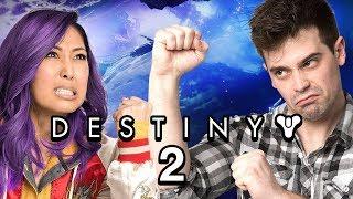 TEAMING UP IN GAMBIT MODE | Destiny 2: Forsaken