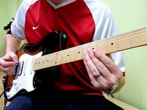 Pretty Woman Guitar Riff