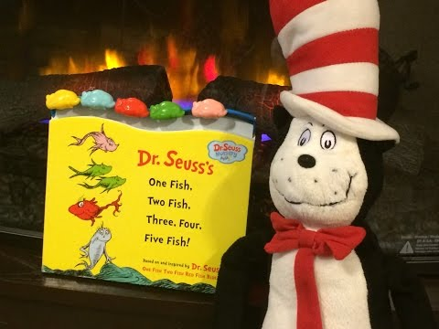 Dr. Suess's One Fish, Two Fish, Three, Four, Five Fish! Story Time for Children