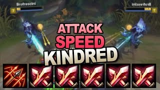 One of Brofresco's most viewed videos: The Guide to: Max Attack Speed Kindred