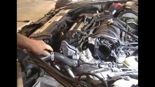 Oldsmobile Aurora & Intrigue V6 Coolant Leak