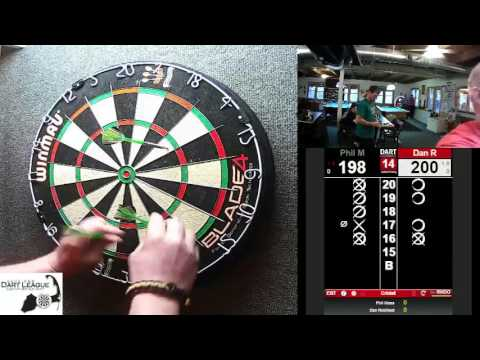 livestream dart