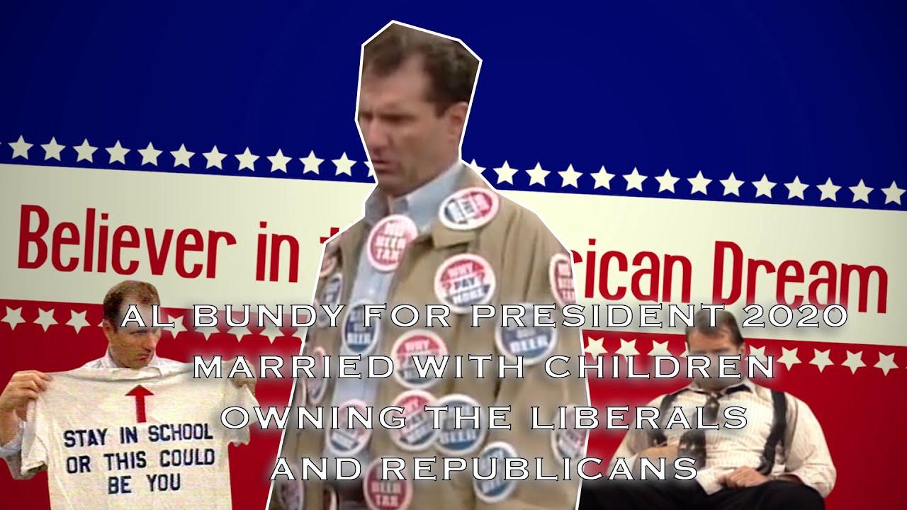 Al Bundy For President 2016 (Make America Great) (VKMTV