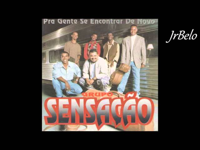 Sensação Cd Completo 1997   JrBelo