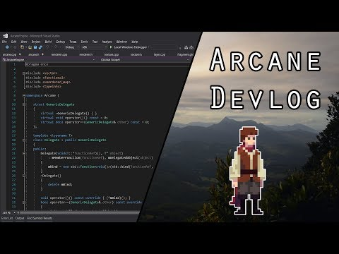 A few months of game development - Arcane Devlog #10 thumbnail