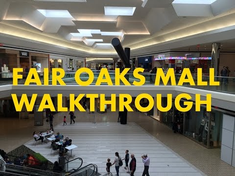 Fair Oaks Mall, Fairfax, Virginia - February 25. 2017