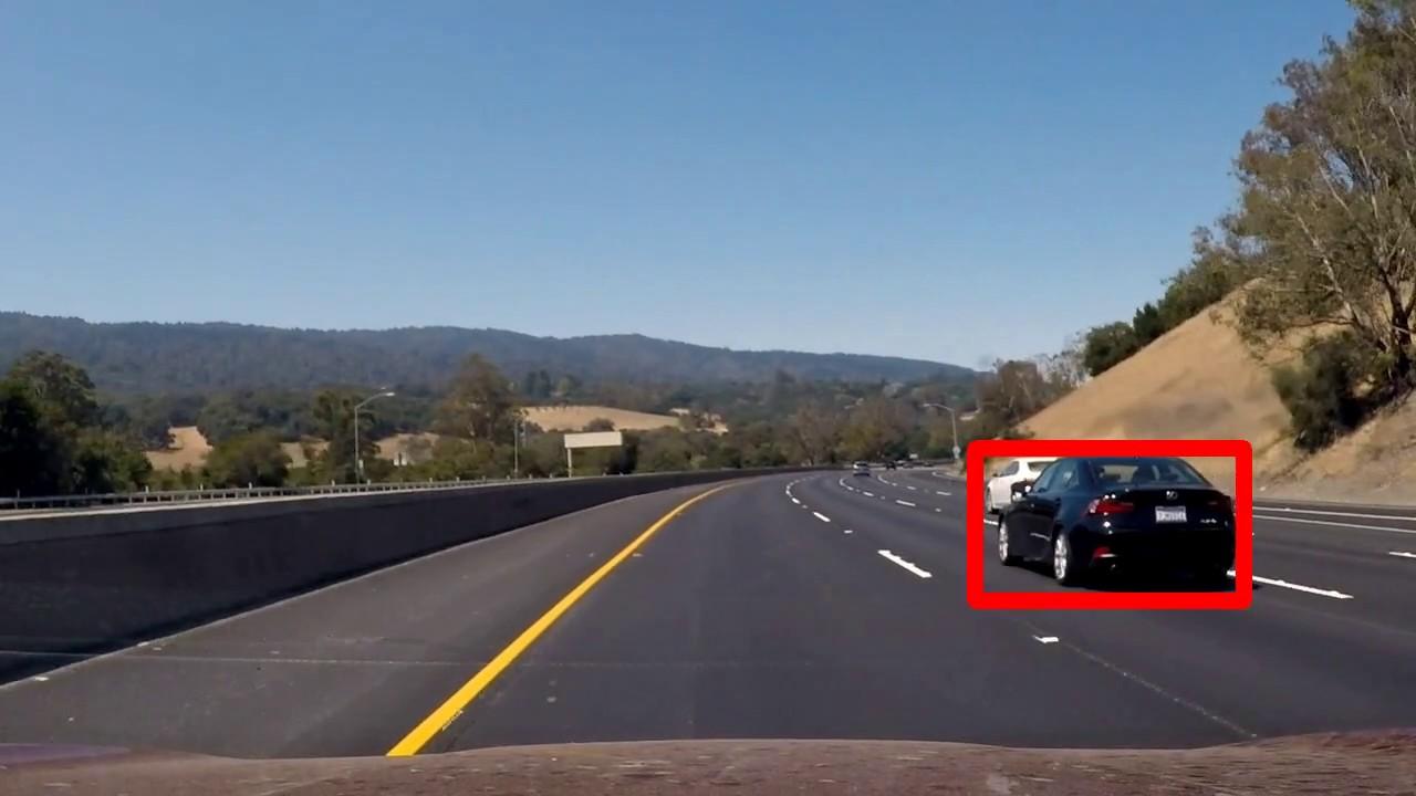 Vehicle Detection using YOLO