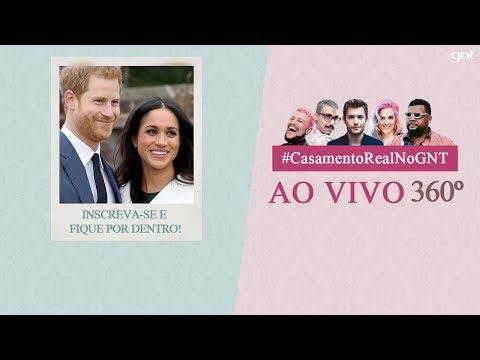 Casamento Real AO VIVO em 360º com Maicon Santini, Diva Depressão, Maíra Medeiros e John Drops