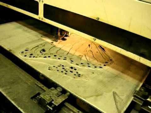 Monarch Butterfly Sculpture laser cut cutting cutter stainless steel art cnc