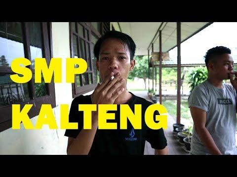 SEKOLAH GUE DULU MASIH SMP DI KALTENG (bahasa DAYAK)