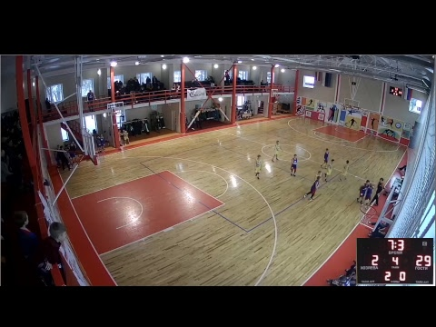 03.02.2019 СШ Орбита-2 (Дзержинский) - СШОР №2 (Волгоград)