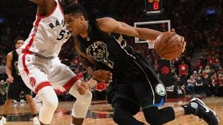 The Greek Freak Scores a Playoff CAREER HIGH 30 in Game 5 | April 24, 2017