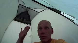 Отзыв о палатке NORDWAY DOME 2