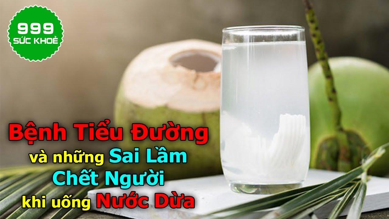 ?Người Tiểu Đường Có Nên Uống Nước Dừa Không? | Sức Khoẻ 999