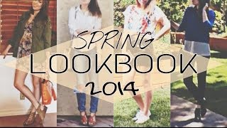 Spring Lookbook 2014 Thumbnail