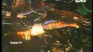 EXCLUSIVE !!!! Dubai Burj Khaleefa 2011 FIREWORKS